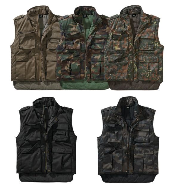 Original Brandit Ranger Vest Jacket Light Brandit