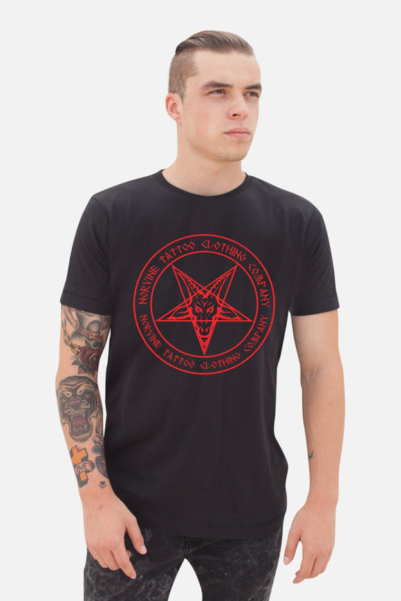 Pentagram T-Shirt Norvine