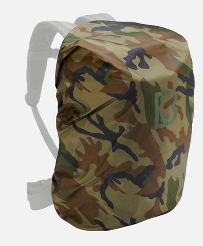 Raincover Large (7 Colors) Woodland Brandit Backpack Brandit