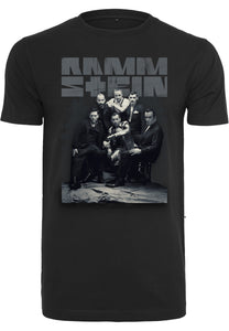 Rammstein Band Photo T-shirt - Official Merchandise Merchandise Rammstein