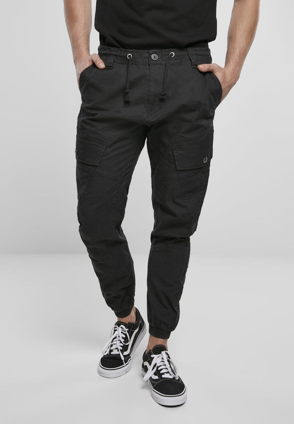 Ray Vintage Trousers Black / s Pants Brandit