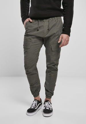 Ray Vintage Trousers Olive / s Pants Brandit