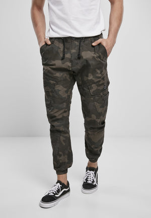 Ray Vintage Trousers Dark Camouflage / s Pants Brandit
