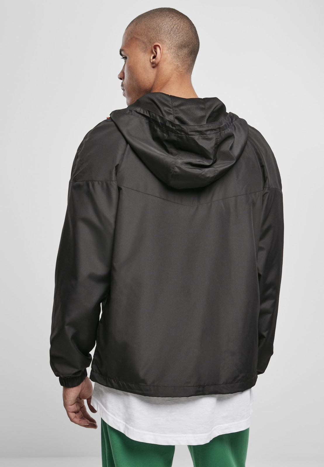 Recycled Windrunner Jacket Light Urban Classics