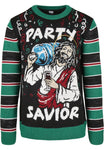 Savior Xmas Sweater Xmas Urban Classics