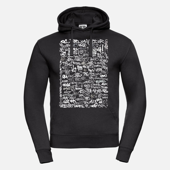Stadt Zürich Tag Hoodie Black / s Romanesco Romanesco One