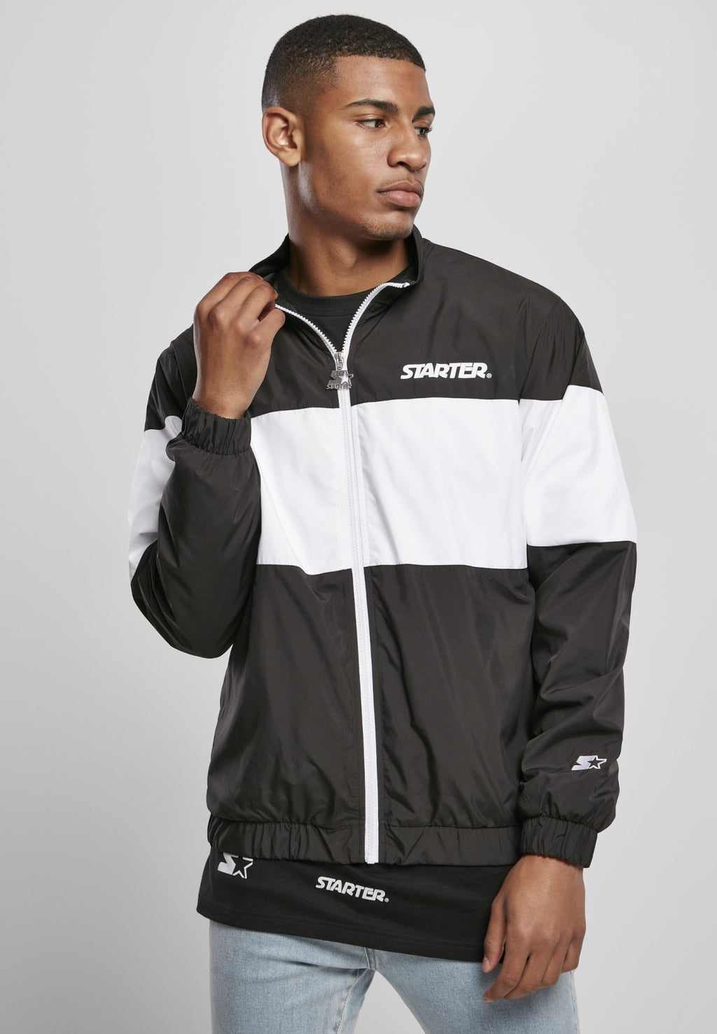 Starter Block Jacket Jacket Light Starter