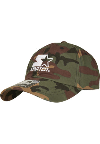 Starter Logo Camo Dad Cap One Size / Camo Accessories Starter