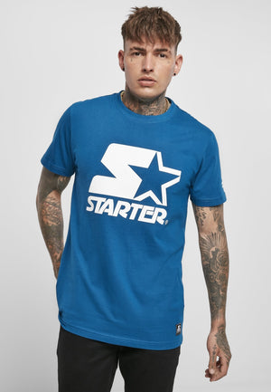 Starter Logo Tee Blue Night / s T-shirt Starter