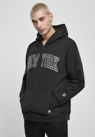 Starter New York Hoodie Black / S Sweatshirt Starter