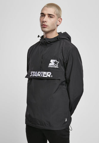 Starter The Classic Logo Windbreaker Black / S Jacket Starter