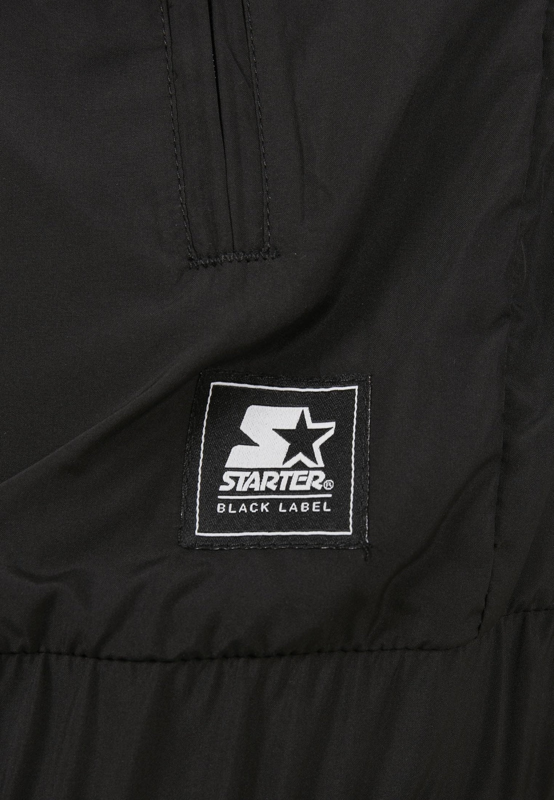 Starter Track Jacket - Black/white Jacket Light Starter