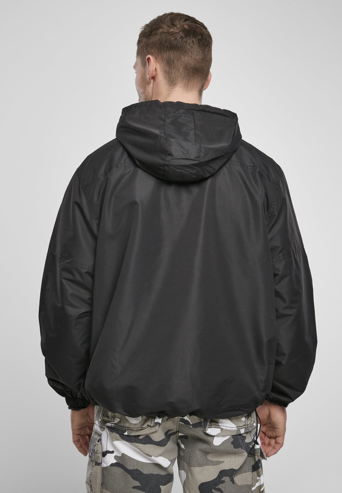 Summer Pull over Jacket Windbreaker Brandit