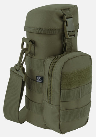 Tactical Bottle Holder 2 Olive / One Size Brandit Bag Brandit