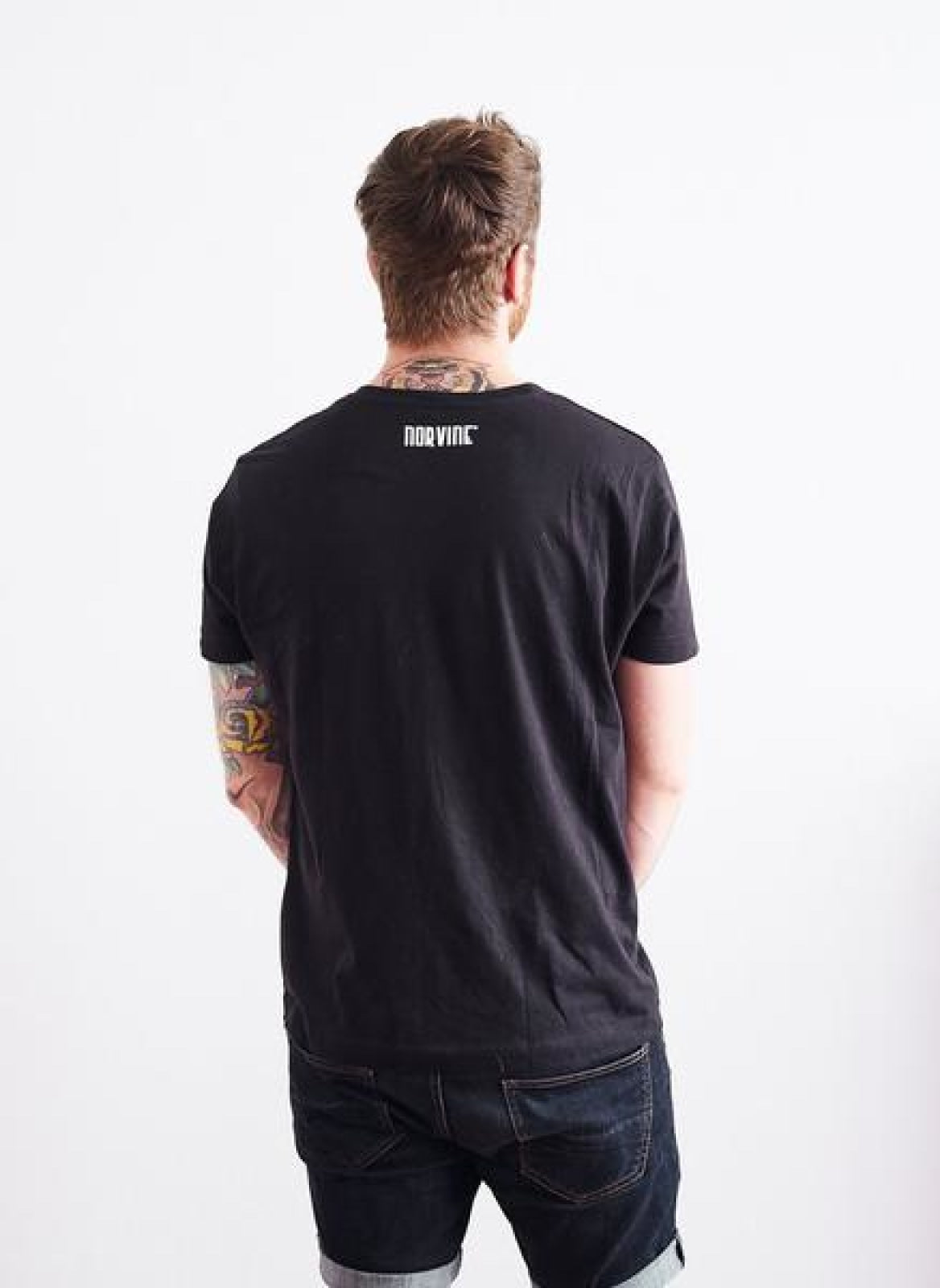 Tattoo Anchor T-Shirt T-Shirt Norvine