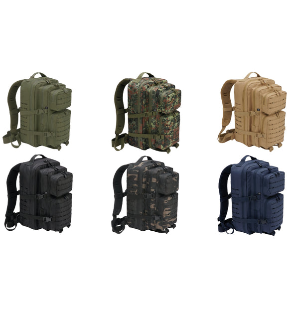 Us Cooper Lasercut Large (6 Colors) Brandit Backpack Brandit