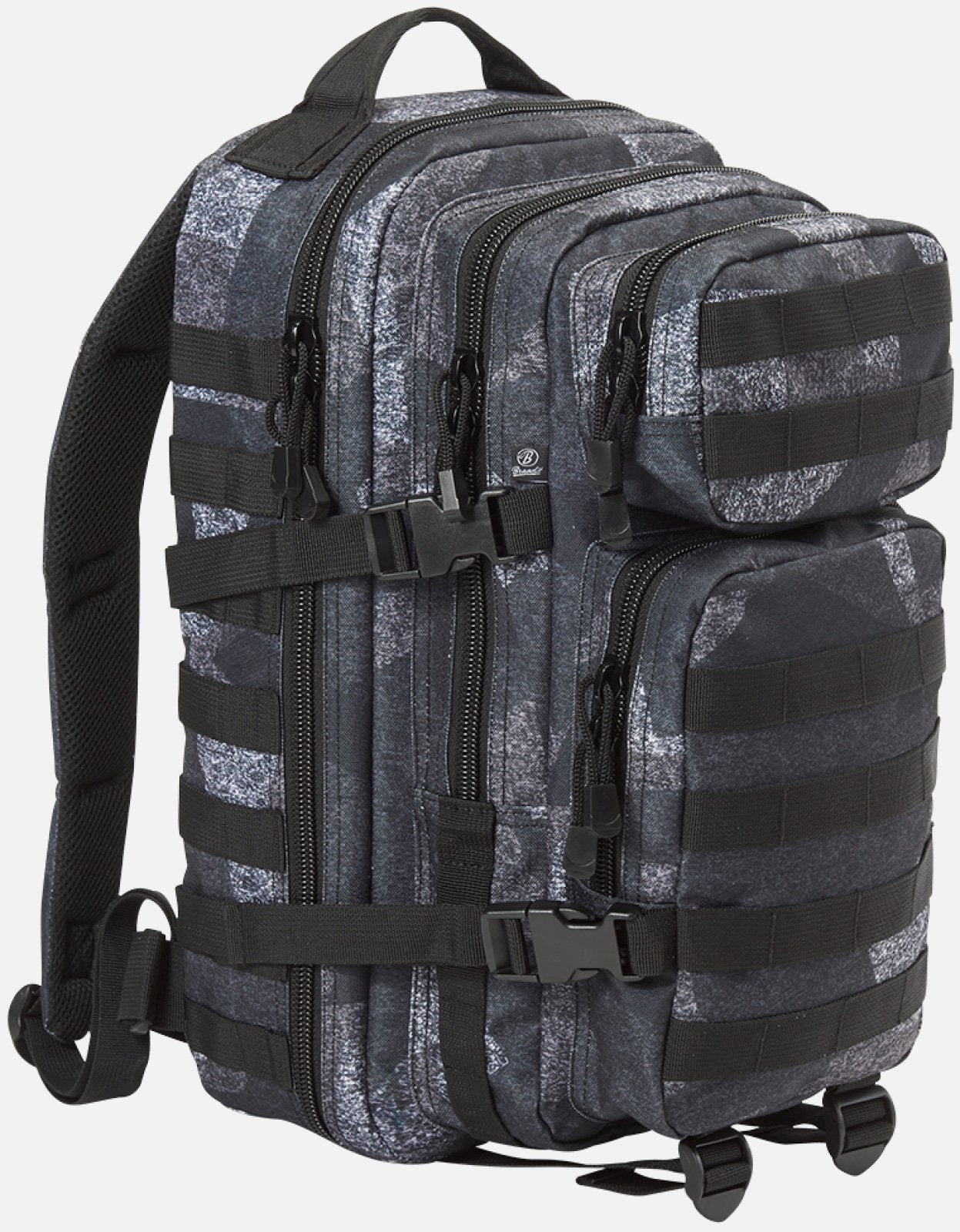 Us Cooper Medium (10 Colors) Digital Camo / M Brandit Backpack Brandit