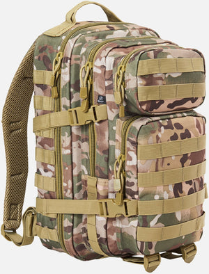 Us Cooper Medium (10 Colors) Tactical Camo / M Brandit Backpack Brandit