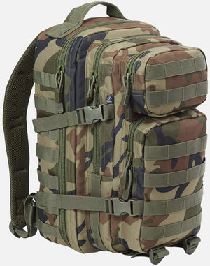 Us Cooper Medium (10 Colors) Woodland / M Brandit Backpack Brandit