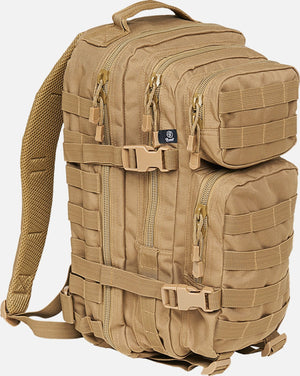 Us Cooper Medium (10 Colors) Camel / M Brandit Backpack Brandit