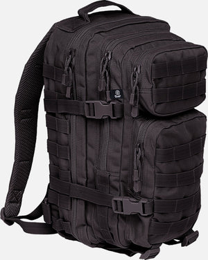 Us Cooper Medium (10 Colors) Black / M Brandit Backpack Brandit