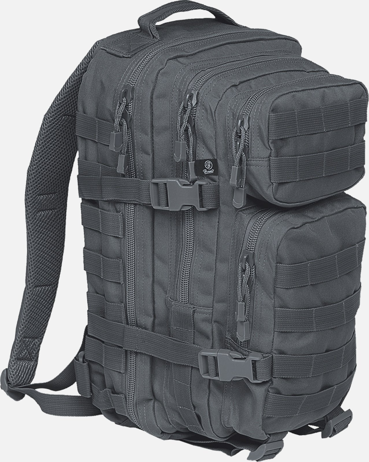 Us Cooper Medium (10 Colors) Anthracite / M Brandit Backpack Brandit