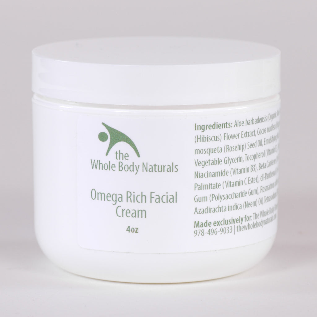 Omega Rich Facial Cream