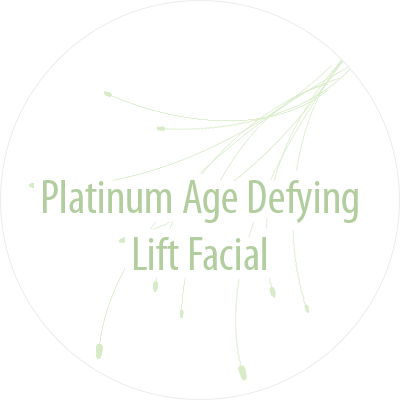 Platinum Age Defying Lift Facial