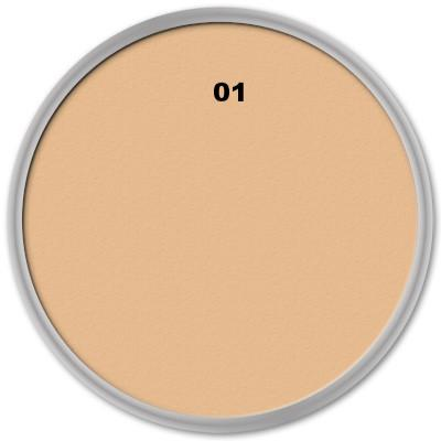 01 Loose Mineral Foundation Powder & Loose Mineral Concealer Foundation Powder