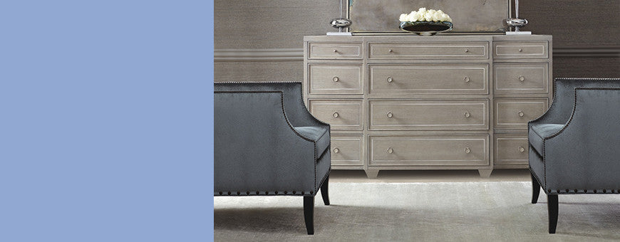 Contemporary Bedroom Dressers | Luxe Home Philadelphia