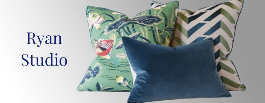 Ryan Studio Pillows