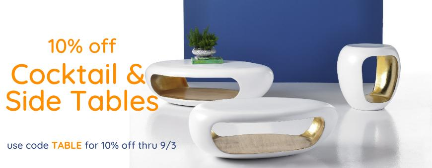 Side Tables & Cocktail Tables