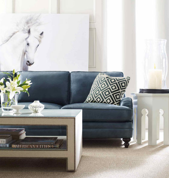 The Aleah Sofa By Bernhardt Furniture (Below) Is A Features A Gorgeous  Example Of The Lawson Arm Style.