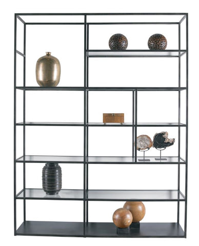 Mondrian Iron Etagere - Modern Living by Lillian August
