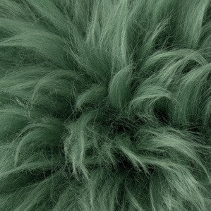 Long Wool Evergreen Pillow 11