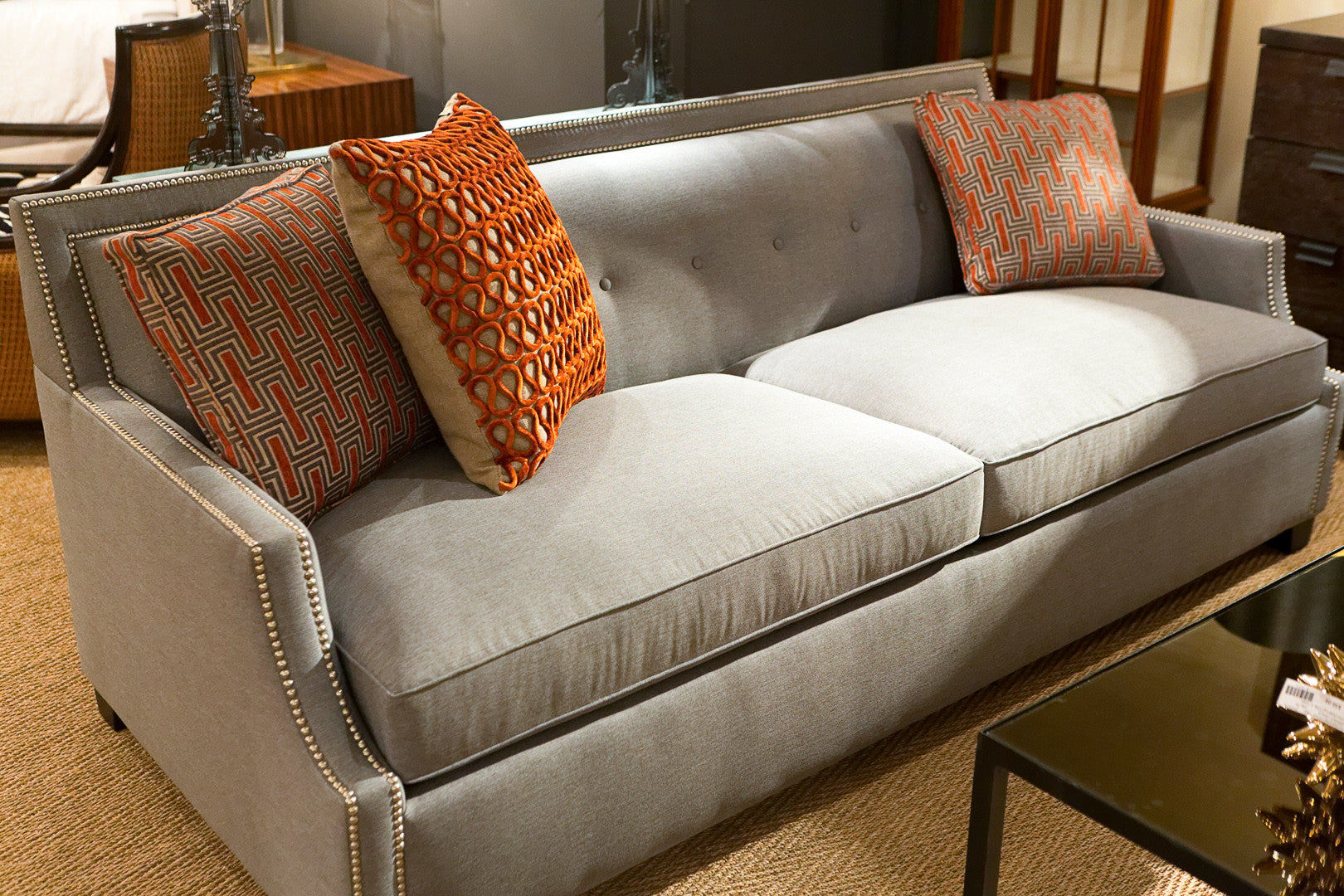 Franco sleeper sofa bernhardt furniture luxe home for Bernhardt chaise lounge