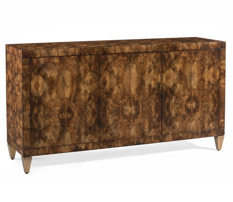 Woodcroft Three-Drawer Sideboard - John-Richard