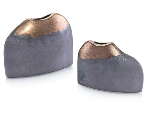 Organics Vases, Set of Two - John-Richard