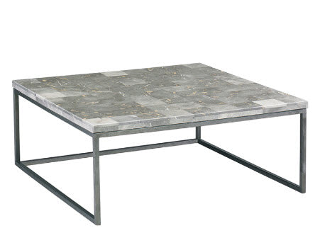 Nolan Cocktail Bunching Table, Big Grey Stone - Modern Living by Lillian August