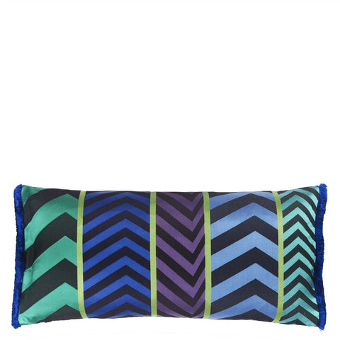 Indupala Cobalt Decorative Pillow - Designers Guild