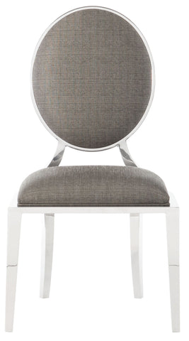 Percival Metal Side Chair - Bernhardt