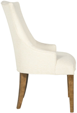 Soho Luxe Upholstered Arm Chair - Bernhardt Furniture