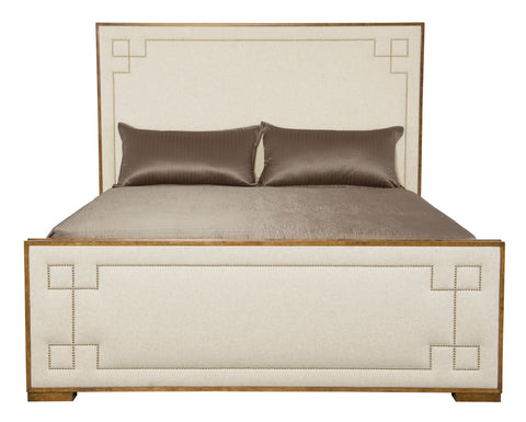 Soho Luxe Upholstered Bed - Bernhardt