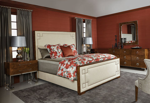Soho Luxe Upholstered Bed - Bernhardt Furniture