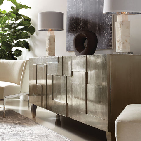 Carleton Entertainment Console - Bernhardt Interiors