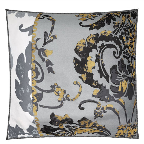 Kashgar Platinum Decorative Pillow - Designers Guild