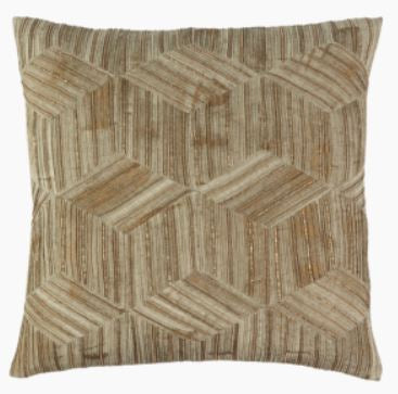 Natural Linen Pillow 22 x 22 - Callisto Home