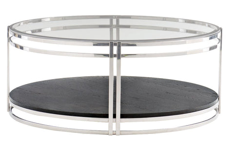 Caden Round Cocktail Table - Bernhardt Furniture