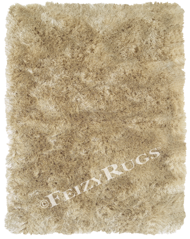 Indochine Area Rug, Cream - Feizy