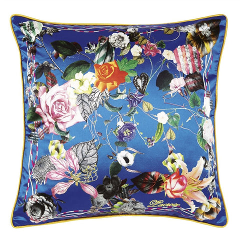 Christian Lacroix Double Jeu Jonquille Decorative Pillow - Designers Guild